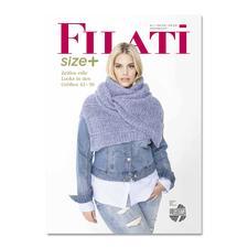 """Heft """"Filati Size+"""" Heft """"Filati Size+"""""""