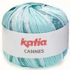 Cannes von Katia - % Angebot % Cannes von Katia. Im Bändchengarn sind unterschiedliche Stärken.