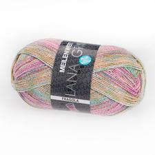 Meilenweit Cotton Stretch Fragola von Lana Grossa Meilenweit Fragola von Lana Grossa