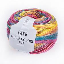 Mille Colori 200 g von LANG Yarns inkl. Anleitung