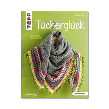 """Buch - Tücherglück Buch """"Tücherglück"""""""
