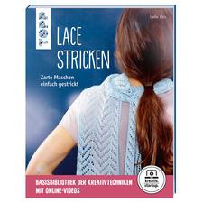 """Buch - Lace stricken lernen Buch """"Lace stricken lernen"""""""