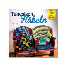 """Buch """"Tunesisch Häkeln"""""""