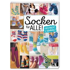 "Buch - Socken für Alle Buch ""Socken für Alle"""