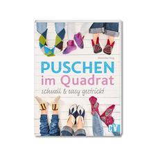 "Buch - Puschen im Quadrat Buch ""Puschen im Quadrat"""