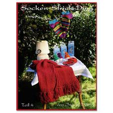 "Buch - Socken-Strick-Ding Teil 4 Buch ""Socken-Strick-Ding Teil 4"""