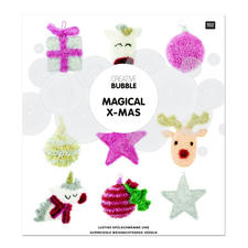 "Buch - Creative Bubble Magical X-Mas Buch ""Creative Bubble Magical X-Mas"""