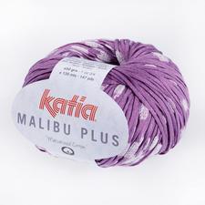 051 Violett/Weiß
