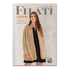 "Heft ""Filati Size+ No. 2"" Heft ""Filati Size+ No. 2"""