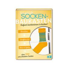 Buch - Der geniale Sockenbaukasten