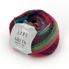 054 Grün/Hellbraun/Grau/Gelb
