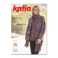 Heft – Katia Sport Nr. 98 Ein Wochenende am Strand, gibt es einen besseren Zeitpunkt um uns mit den Modellen einzukleiden, die wir in diesem Magazin präsentieren.