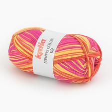 107 Orange/Gelb/Pink