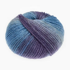 Blau/Violett