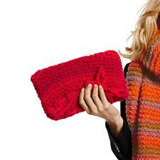 Modell 233/4, Tasche aus Colorida von Junghans-Wolle