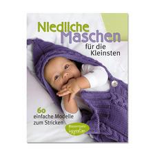 """Buch """"Niedliche Maschen für die Kleinsten"""""""