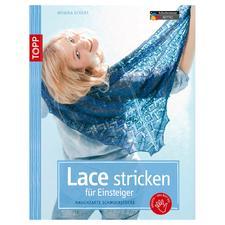 """Buch """"Lace stricken für Einsteiger"""""""
