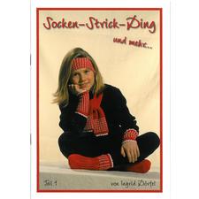 "Buch ""Socken-Strick-Ding"""