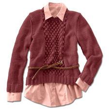 Anleitung 094/5, Pullover aus Merino-Classic von Junghans-Wolle