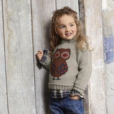 Modell 301/3, Kinderpullover aus Partner 3,5 von phildar