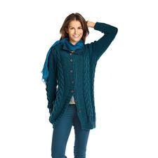 Modell 146/4, Jacke aus Katina von Junghans-Wolle