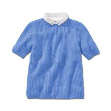 Modell 080/5, Pullover aus Kaschmir von Junghans-Wolle