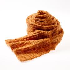 Modell 806/4, Schal aus Ramolitto von Junghans-Wolle