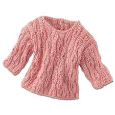 Modell 151/5, Pullover, 2-fädig aus Contrato und Cotton-Superfine II von Junghans-Wolle