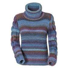 Modell 194/6, Pullover aus Scala von Junghans-Wolle