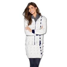 Modell 109/5, Jacke aus Merino-Classic von Junghans-Wolle