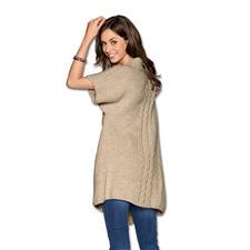 Modell 043/5, Weste aus Flip von Junghans-Wolle