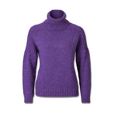 Modell 022/5, Pullover aus Muse von Junghans-Wolle