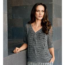 Modell 065/6, Pullover aus Roma von Lana Grossa