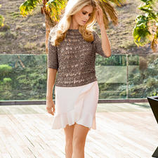 Modell 066/6, Pullover aus Roma von Lana Grossa
