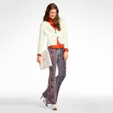 Modell 104/6, Damenjacke aus Novata von Junghans-Wolle