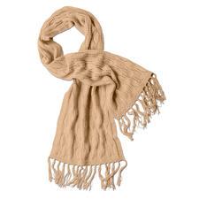 Modell 122/6, Schal aus Kaschmir von Junghans-Wolle