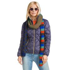 Modell 124/6, Schal aus Merino-Extrafein von Junghans-Wolle