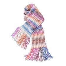 Modell 128/6, Schal aus Romeo & Julia von Junghans-Wolle