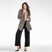Modell 137/6, Jacke oder Mantel aus Pellini von Junghans-Wolle