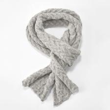 Modell 168/6, Schal aus Palazzo von Junghans-Wolle