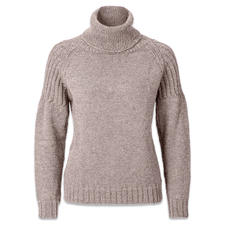 Modell 192/6, Pullover aus Muse von Junghans-Wolle
