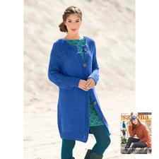 Modell 267/6, Damenjacke aus Aparta-Nova von Junghans-Wolle
