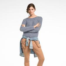 Modell 333/6, Damenpullover aus Varese von Junghans-Wolle