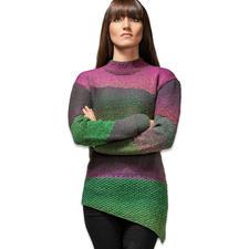 Modell 429/6, Pullover aus Zauberwolle von Schoppel-Wolle