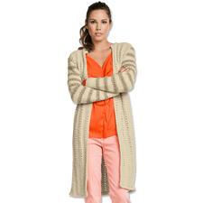 Modell 050/7, Mantel aus Falpona von Junghans-Wolle