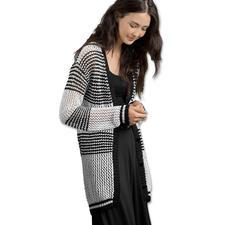 Modell 089/7, Jacke aus Baby Cotton von LANG Yarns