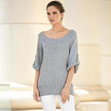 Modell 113/7, Pullover aus Silk Viscose von Katia