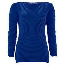 Anleitung 252/7, Damen Pullover aus Merino-Extrafein von Junghans-Wolle