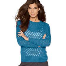 Anleitung 269/7, Damen Pullover aus Cotton-Superfine II von Junghans-Wolle