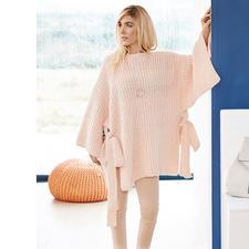 Anleitung 299/7, Poncho aus Fashion Bisous von Rico Design